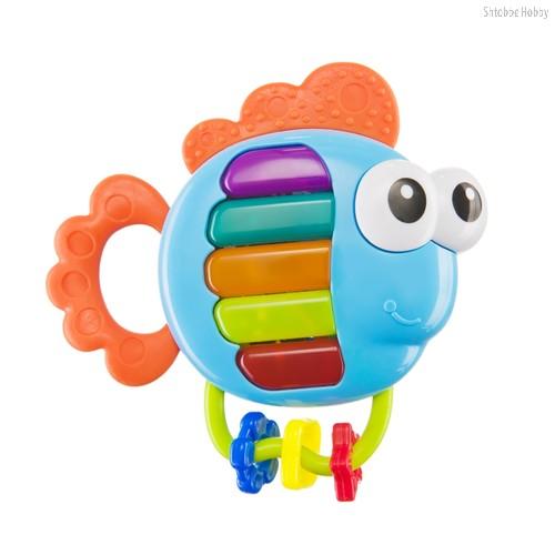 Игрушка PIANO FISH - Happy Baby