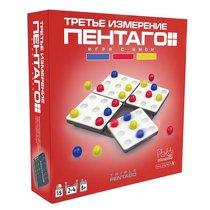 Настольная игра MARTINEX M6258 Пентаго Третье Измерение - Martinex
