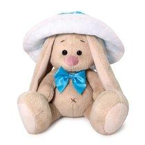 Мягкая игрушка BUDI BASA SidX-379 Зайка Ми в голубой панаме 15 см - Буди Баса