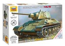 Модель для склеивания ZVEZDA 5001 Танк т-34/76 43 года - Zvezda