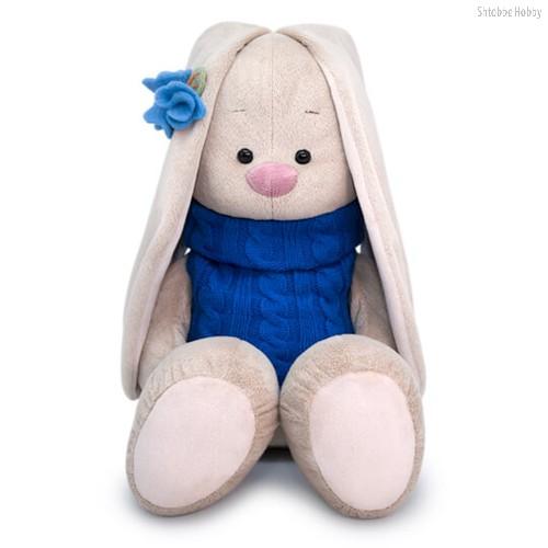 Мягкая игрушка BUDI BASA SidL-348 Зайка Ми Большой в жилетке 34 см - Буди Баса