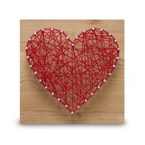 Стринг арт STRING ART LAB SAC006 Сердце - String art lab