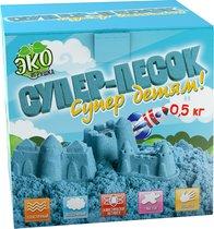 Песок ИННОВАЦИИ ДЛЯ ДЕТЕЙ 838 голубой 0,5 кг - Инновации Для Детей