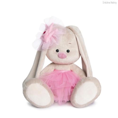 Мягкая игрушка Зайка Ми-балерина (малая) - Буди Баса