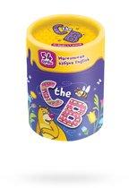 """Магнитная игра """"C the B"""" на английском языке - Банда умников"""