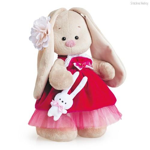 Мягкая игрушка Зайка Ми калина (большая) - Буди Баса