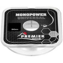 Леска Premier Fishing Monopower Universal 0,10мм 30м Clear Nylon PR-MU-T-010-30 - Тонар