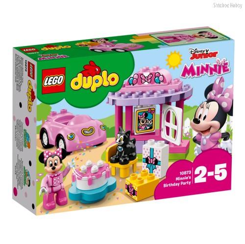 Конструктор Duplo Disney TM День рождения Минни - Lego