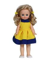 Кукла Герда 7 (озвученная) - Весна