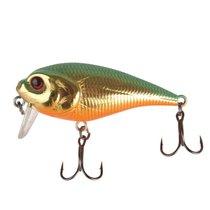 Воблер Premier Fishing Topper, 9,2г, 55мм (0-0,05м) F цвет 12, PR-T55-012 - Тонар