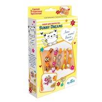 Набор для творчества ORIGAMI 05889 Пять браслетов. Sunny Dreams - Origami