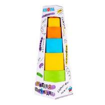 Пирамидка KNOPA 87006 Колобок - Knopa