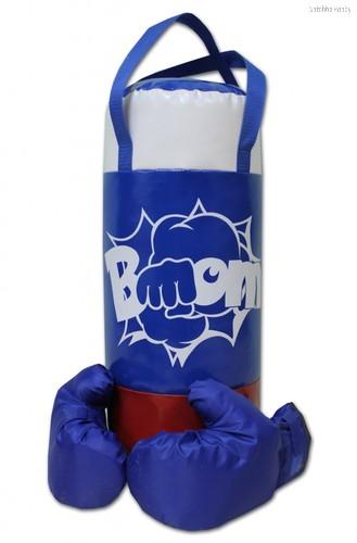 Набор Груша и перчатки BOOM 2, тент - Belon