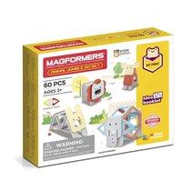 Магнитный конструктор MAGFORMERS 702015 Jumble 60 Set - Magformers
