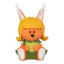 Мягкая игрушка BUDI BASA LE15-011 Белка Бика в шапочке и платье - Буди Баса