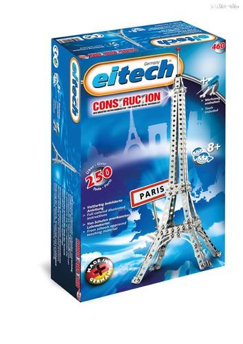 Конструктор Эйфелева башня 250 деталей - Eitech