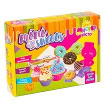 Масса для лепки STRATEG 71203 мистер тесто mini sweets - Strateg