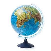 Глобус GLOBEN INT13200289 Интерактивный физико-политический с подсветкой (батарейки) 320 - Globen