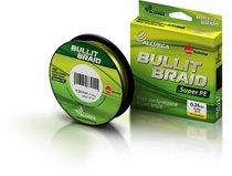 Леска плетеная Allvega Bullit Braid 92м 0,24мм (16,5кг) ярко-желтая - Allvega
