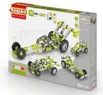 """Конструктор """"PICO BUILDS/INVENTOR. Автомобили"""", 16 моделей - Engino"""