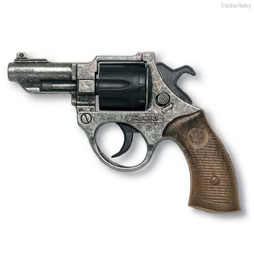 Игрушечное оружие Револьвер FBI Federal Antik - Edison Giocattoli