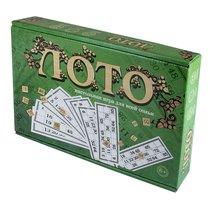Настольная игра STRATEG 30661 Лото с деревянными фишками