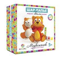 Набор для творчества ШАР-ПАПЬЕ В01671 Медвежонок - Шар-Папье