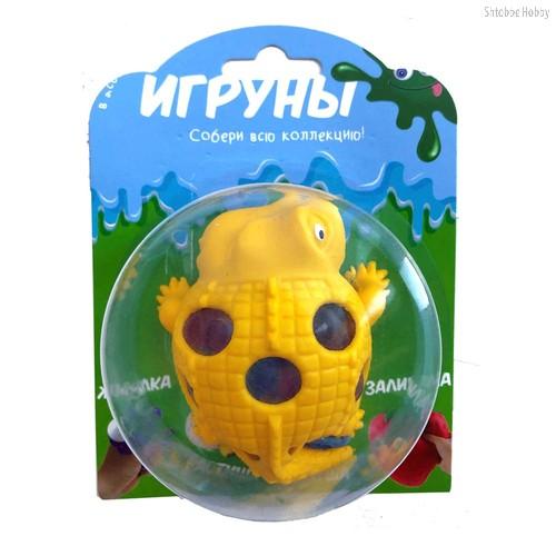 Игрушка ИГРУНЫ Igr030 Крокодильчик - Игруны