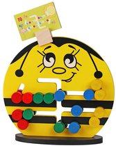Логическая игра ЛИ-04 Пчелка - Краснокамская Игрушка
