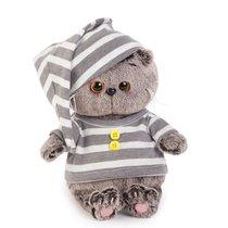 Мягкая игрушка BUDI BASA BB-018 Басик BABY в пижамке - Буди Баса