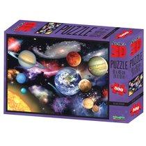 Стерео пазл PRIME 3D 10176 Планеты Солнечной системы - Prime 3d