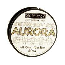 Леска Balsax Aurora Box 50м 0,25 (6,8кг) - Balsax