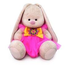 Мягкая игрушка BUDI BASA SidS-414 Зайка Ми Розовый кварц 18 см