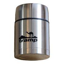 Термос с широким горлом 0,5 л. Tramp TRC-077 ( серый) - Tramp