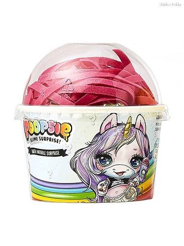 Ароматические ленты POOPSIE SLIME SURPRISE! 68-0001-P для ванны, розовые - Poopsie Slime Surprise!