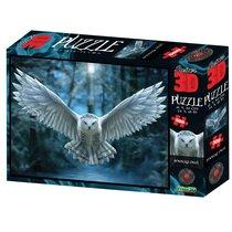 Стерео пазл PRIME 3D 10150 Ночной страж - Prime 3d