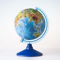 Глобус GLOBEN Ве022500261 Физико-политический рельефный (батарейки) 250 - Globen