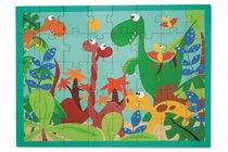 Пазл SCRATCH 6181091 Мир динозавров - Scratch