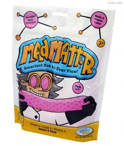 Mad Mattr 10oz - Pink, цвет розовый - Relevant Play