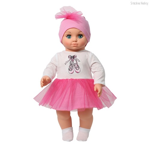 Кукла ВЕСНА В3963 Пупс Балерина - Весна