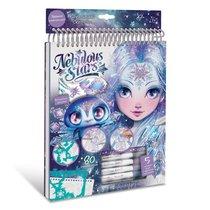 Набор для творчества NEBULOUS STARS 11122 Креативный Скетчбук Iceana