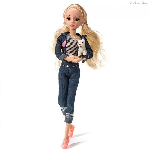 Кукла FUNKY TOYS 71004 Эмили на прогулке - Funky Toys