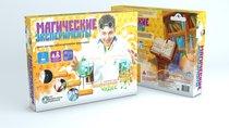 Набор для опытов 812 Магические эксперименты - Инновации Для Детей