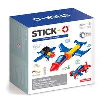 Конструктор STICK-O 902003 City Set - Stick-o