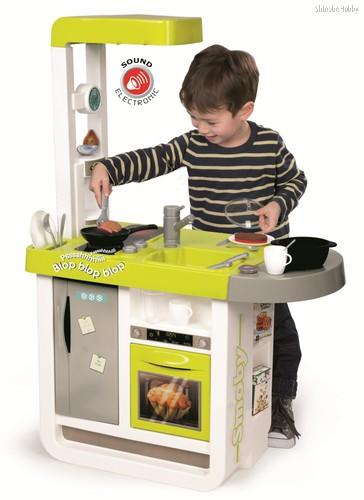 Игровой набор SMOBY 310908 Кухня Cherry - smoby
