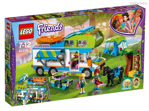 Конструктор LEGO 41339 Friends Дом на колёсах - Lego