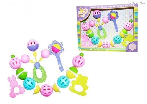 Набор Подарочный для девочек - Пластмастер