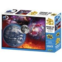 Стерео пазл PRIME 3D 10081 Космический пейзаж
