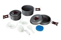 Набор туристической посуды Tramp алюминий TRC-024 - Tramp