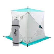 Палатка для зимней рыбалки Premier Куб 1,8х1,8 (PR-ISC-180BG) - Тонар